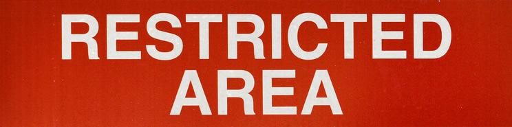 Restricted Area - Members Only!